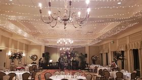 Image of a Interlachen CC - String Light Canopy, Full