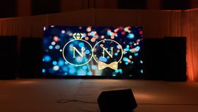 Image of a Video LED Wall, Indoor - 9.84'x14.76' ft