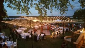 Image of a BC - Grand Lawn, Mini Light Canopy - The TENT EFFECT