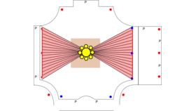Image of a BC - Grand Lawn, Mini Light Canopy - The CLASSIC TIE