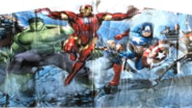 Image of a Avengers Banner