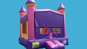 Image of a Dream Castle + Theme