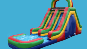 Image of a 16ft Carnival Double Lane (Wet or Dry)
