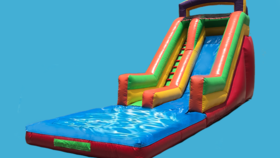Image of a 20ft Thunder Slide
