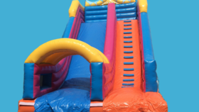 Image of a 24ft Dry Slide