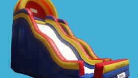 Image of a 26ft Mega Slide (Dry)
