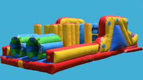 Image of a Paradise Obstacle Course