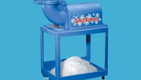 Image of a Snowcone Machine