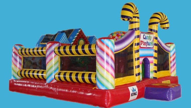 Picture of a Candyland Playland