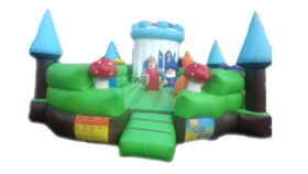 Image of a Castle Playland