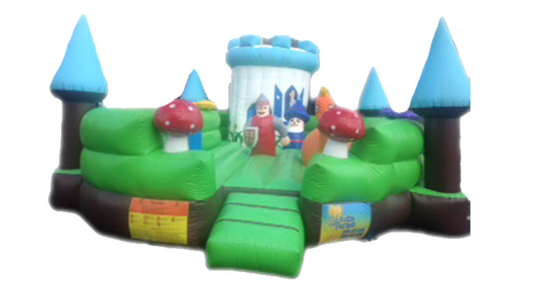 Picture of a Castle Playland