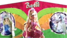 Image of a Barbie Banner