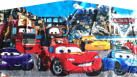 Image of a Cars Banner