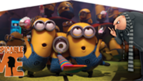 Image of a Despicable Me Banner