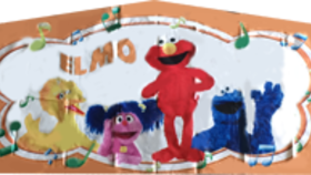 Image of a Elmo Banner