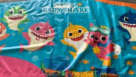 Image of a Baby Shark Panel