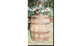 Image of a Whiskey Barrels