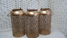 Image of a Cylinders/Lantern Hanging