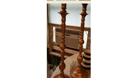 Image of a Candlesticks - Tall Gold