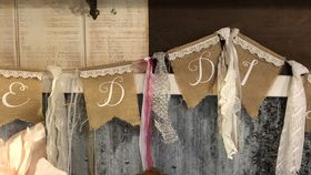 Image of a Banner - Wedding Day