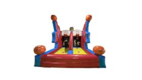 Image of a Jumbo Basketball Game