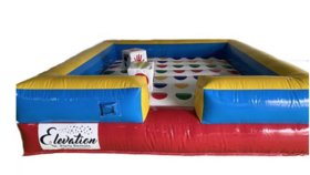Image of a Inflatable Twister Games