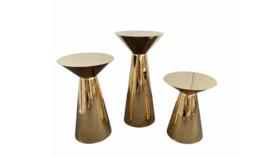Image of a Gold Pillars Set