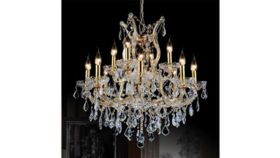 Image of a 05 - Crystal Chandeliers 13 Lights