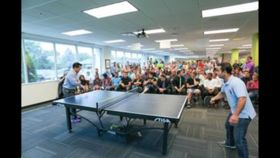 Image of a Ping Pong Table