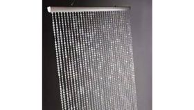 Image of a 6ft Crystal Draping