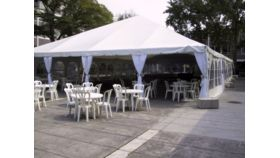 Image of a Olympic Tent: 40'x40'
