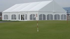 Image of a Olympic Tent