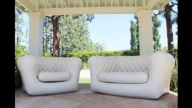 Image of a ChestAir: Love Seat