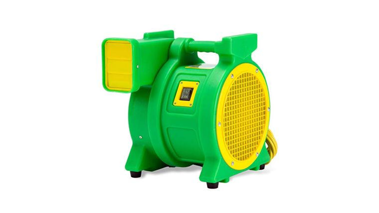 Picture of a 1.0HP Blower (YELLOW)