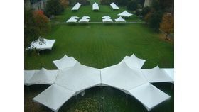 Image of a Hex 40 Party Tent