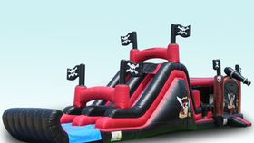 Image of a Pirate Slide