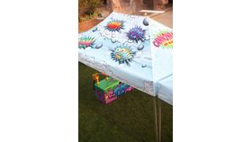 Image of a Air Blasters Printed Canopy Top; 10x10