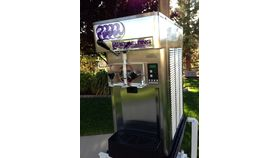 Image of a Ice Cream Machine