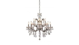 Image of a 26' Venetian Crystal Chandelier