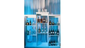 Image of a Back Bar Shelving