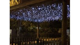 Starry Lighted Ceiling image