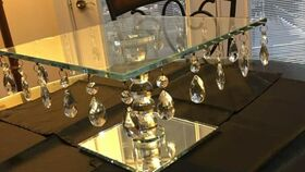 Image of a Bling cake stand