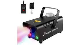 Image of a 2500 Watt Fog Machine