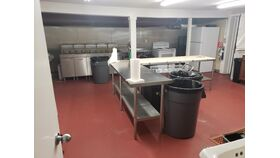Image of a Belknap Event Center Kitchen Usage