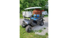 Image of a Golf Cart Rental