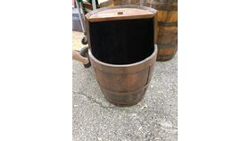 Image of a Whiskey Barrel Cooler