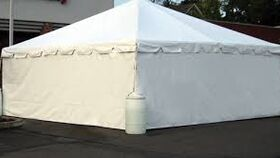 Image of a Non Windowed Wall for Tent