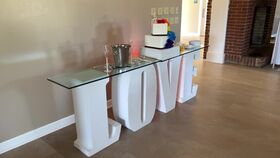 Image of a LOVE Table