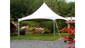 Image of a 15 X 15 F&C Tent