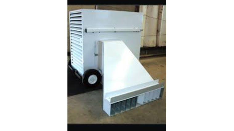 Picture of a 170,000 BTU  Heater
